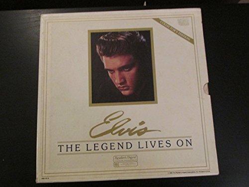 Elvis Presley - Elvis The Legend Lives On Box Set 7 - Zortam Music