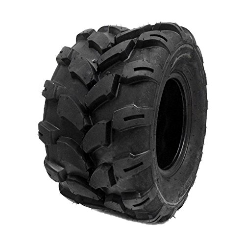 SET OF TWO (2) 18x9.5-8 Tires 4 Ply Lawn Mower Garden Tractor 18-9.50-8 Turf Grip Tread by MMG (Image #1)