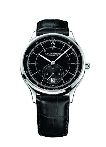 Louis Erard 1931 Collection Swiss Automatic Black Dial Men's Watch 33226AA12.BDC02