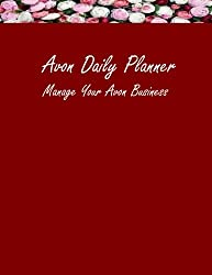 Avon Daily Planner: Manage Your Avon Business