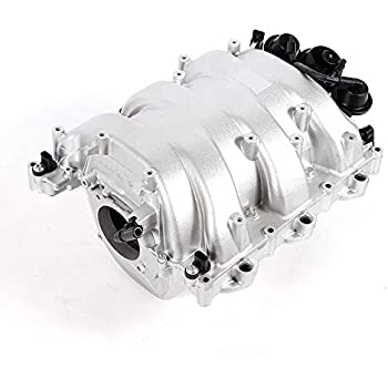 Amazon com: Aluminum One Piece Engine Intake Manifold for Mercedes