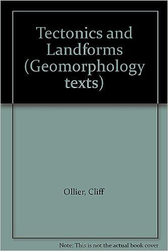 Tectonics and Landforms (Geomorphology texts)