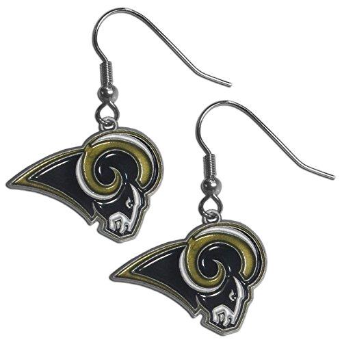 NFL St. Louis Rams Dangle Earrings