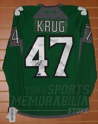 Image Unavailable. Image not available for. Color  Torey Krug Boston Bruins  ... 3f209b969