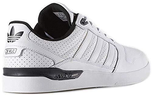 Sneaker Adidas Zx Vulc Skateboarding D Nero Bianco 8 m Classificato White ppwYqr5
