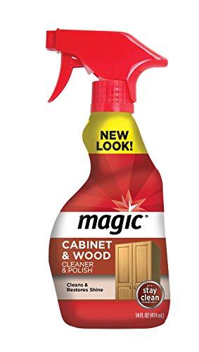 Magic Cabinet & Wood Clean & Shine, 14 fl oz