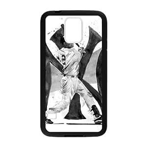 SKCASE Cover Case for Samsung Galaxy S5 I9600 Derek Jeter