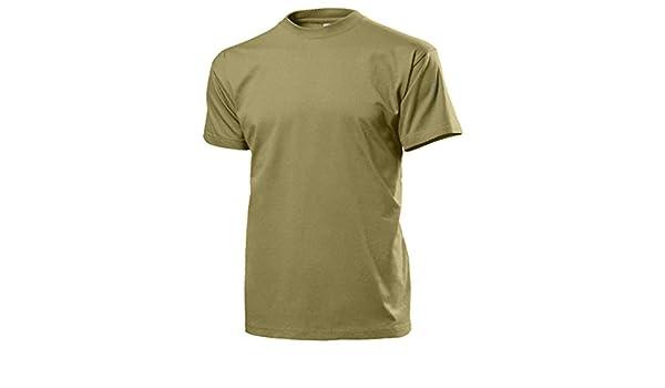Camiseta de arena Beige Camisa de t Army Alfa Camiseta Camisa De Uso en blanco – Camiseta # 15976 arena Small: Amazon.es: Ropa y accesorios