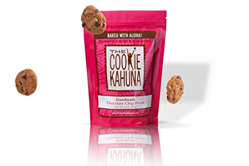 Chocolate Pecan Cookies (Wally Amos Cookie Kahuna - AS SEEN ON SHARK TANK (Chocolate Chip Pecan Cookies))