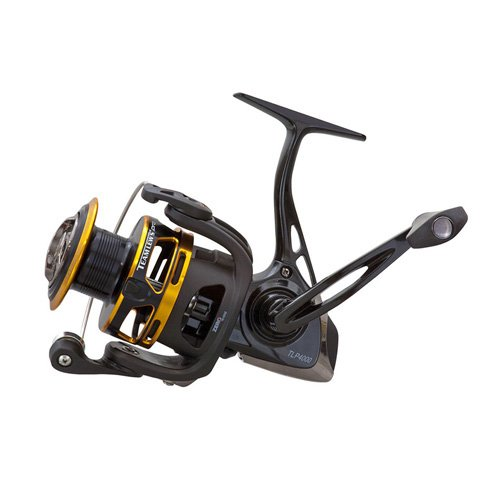 Lews Fishing Team Pro Speed Spin Reel, TLP2000, Boxed