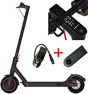 SODIAL Electric Scooter Scooter Dashboard with Screen Cover