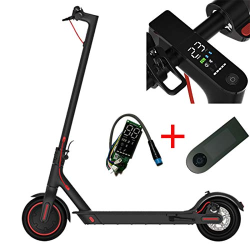 Amazon com : Nrpfell Electric Scooter Scooter Dashboard with Screen