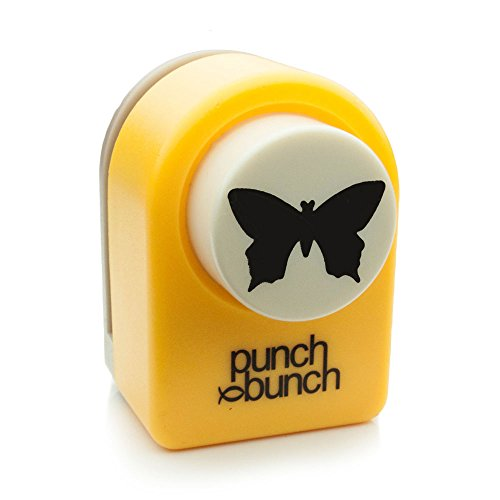 Punch Bunch Punch, Medium, Butterfly (Punch Butterfly Medium)