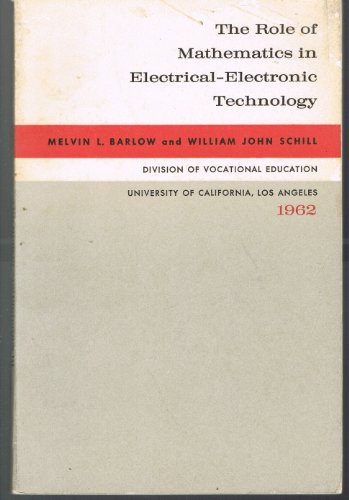 The role of mathematics in electrical-electronic technology