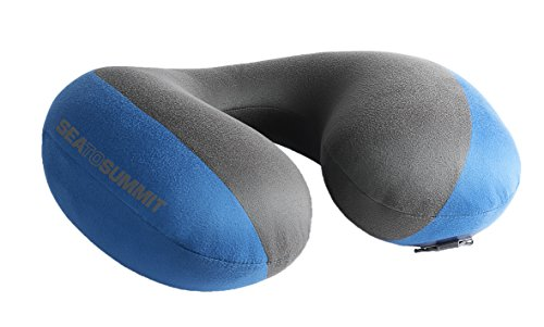 Sea to Summit Aeros Pillow Premium Traveller (Blue) (Sea To Summit Aeros Premium Deluxe Pillow)