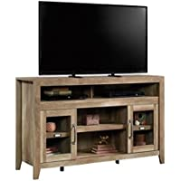 Bowery Hill 59 TV Stand in Craftsman Oak