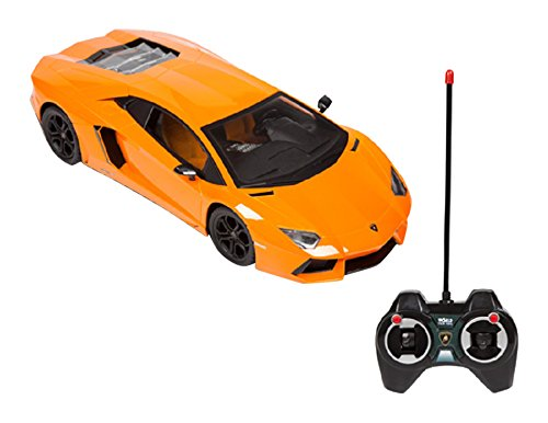 World Tech Toys Lamborghini Aventador LP 700-4 - Ready to Run RC Vehicle (1:12 Scale)