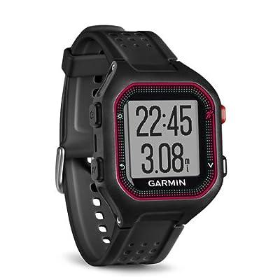 Garmin Forerunner 25 GPS Running Watch (Renewed)