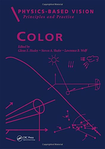 Physics-Based Vision: Principles and Practice: Color, Volume 2 (Physics-Based Vision: Principles & Practice)