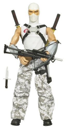 Hasbro GI Joe 12 INCH Military Figure - Storm Shadow
