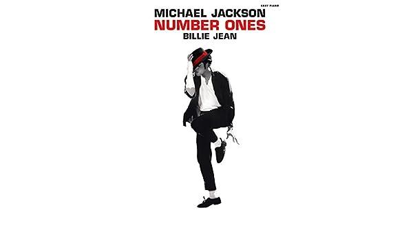 Billie Jean: Easy Piano (Sheet) (Michael Jackson Number Ones ...