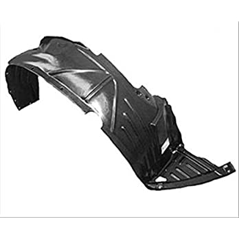OE-Replacement-Honda-Element-Front-Passenger-Side-Fender-Inner-Panel-Partslink-Number-HO1249123