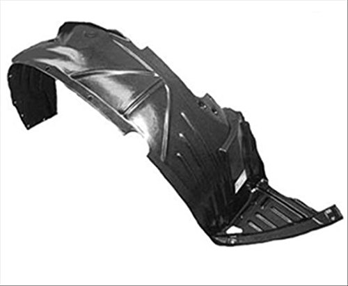 OE Replacement Honda Element Front Passenger Side Fender Inner Panel (Partslink Number HO1249123) Unknown