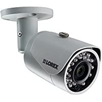 Lorex LNB4163B (2-Pack) 4MP IP PoE Bullet Camera with color night vision