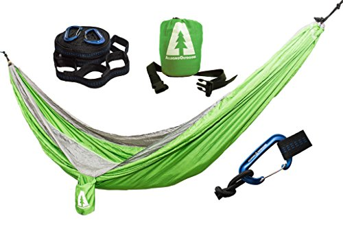 allegro-outdoors-ripstop-double-camping-hammock-and-tabono-tree-strap-bundle-lt-green-lt-gray
