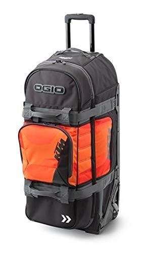 New OEM KTM 2020 Black/Orange Travel Bag 9800 By Ogio Collection - 3PW200023700 (Ktm Motocross Gear)