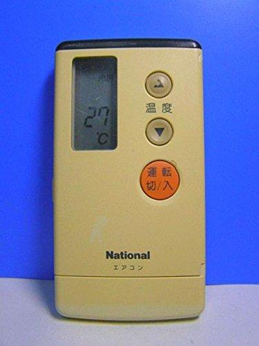 ナショナル エアコンリモコン A75C586
