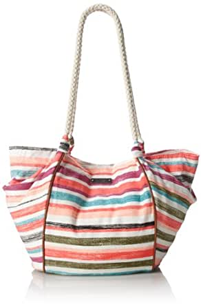 Roxy Confetti Shoulder Bag,Rosy Pink,One Size