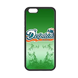 Printing With Nfl Miami Dolphins For Iphone 6 Plus 5.5 Apple Custom Phone Cases For Child Choose Design 2