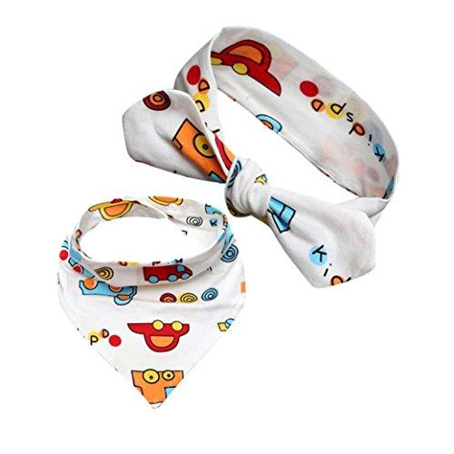 ekimi-2pcs-unisex-triangle-scarf-baby-bibs-headband-gift-set-organic-cotton-soft-bandana-bibs-toddle