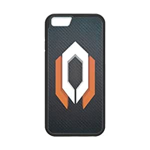 Unique Design Cases iPhone 6s 4.7 Inch Cell Phone Case Black Mass Effect Flccr Printed Cover Protector