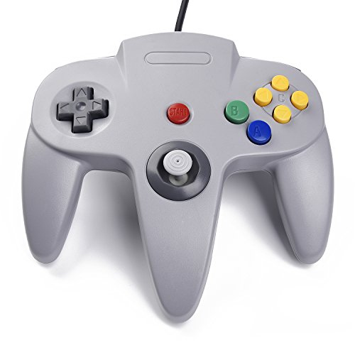 Classic N64 Controller, iNNEXT N64 Wired USB PC Game pad Joystick