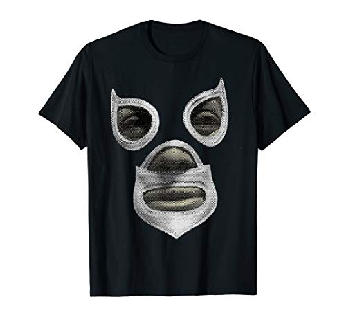 Feel-Ink Enmascarado Plata Mexican Wrestler Legend El