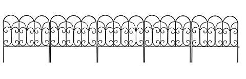 Amagabeli Decorative Garden Fence 18
