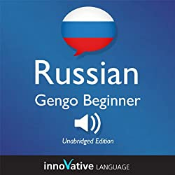 Learn Russian: Gengo Beginner Russian, Lessons 1-30