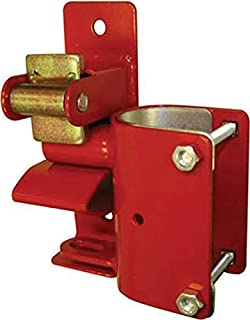 Amazon com : RanchEx 102550 Gate Latch - Outside Diameter for Round
