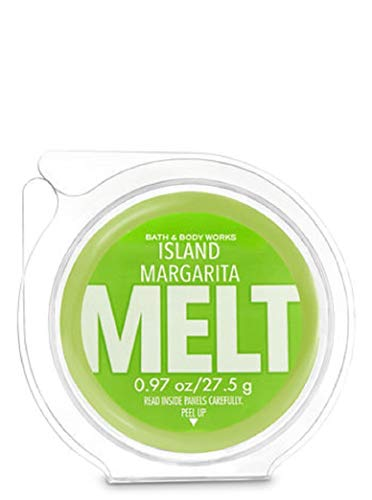 Bath Body Works Wax Home Fragrance Melt Island Margarita