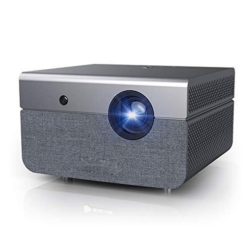 Nayayar Proyector, Aurora 4K Ultra Clear proyector, Pequeño ...