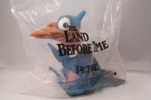 Land Before Time Vinyl Hand Puppet: Petrie by Amblin Entertainment (The Land Before Time Puppets)