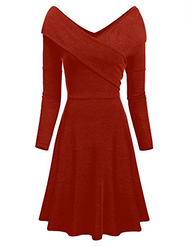 Empire Knit Dress - 9