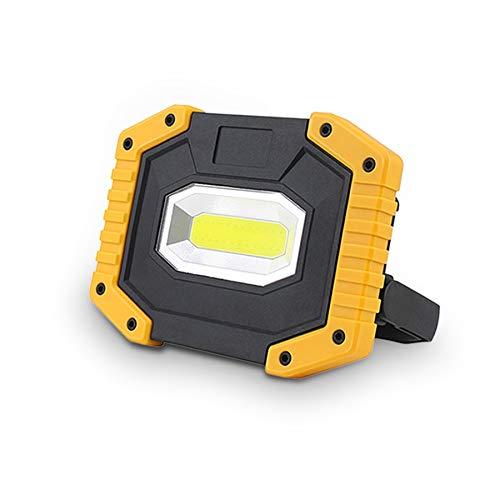 Proyector LED portátil recargable USB 20W 400Lm Proyector LED ...