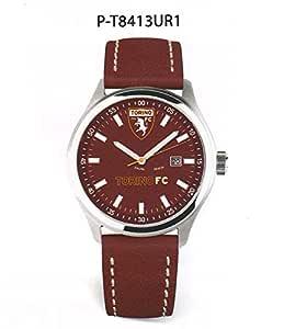 Lowell - Reloj de pulsera del equipo Torino, impermeable con ...