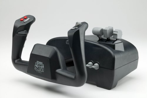 ch products flight sim yoke manual