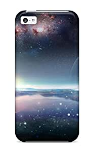 fenglinlinFor ipod touch 5 Premium Tpu Case Cover Planetscape Protective Case