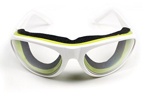 RSVP International Endurance Onion Goggles, White ()
