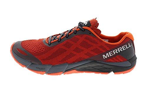 Correr Merrell knit Access Flex Ss18 De Tierra E Zapatilla Bare Naranja Para OO0rwqH